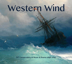 Western Wind CD Cover