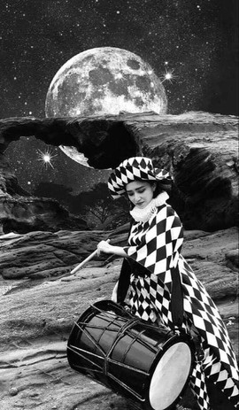 Eva Kestner エヴァ・ケストナー The Harlequin of Love and Hope 愛と希望のハーレクイン