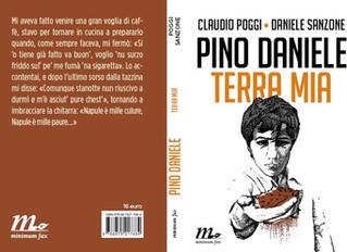 """40 anni di """"Terra mia"""", il libro di Claudio Poggi e Daniele Sanzone"""
