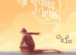 "LePuc ""Io secondo Woody"", il primo disco di Giacomo Palombino"