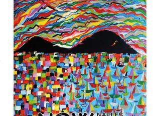 Naples Open World, il nuovo disco di Marco Gesualdi