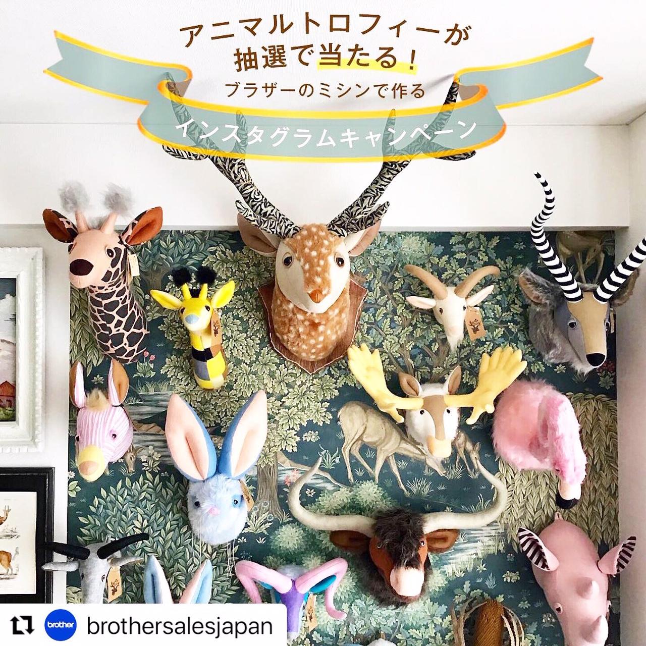 【ブラザープレゼントキャンペーン】