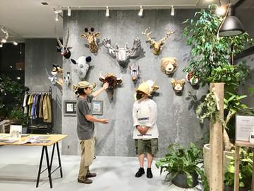 【POP UP SHOP・WORK SHOP・横浜・スタート】