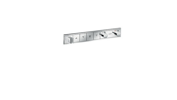 HANSGROHE RAINSELECT FS CONC.4 FUNCT.CHROME