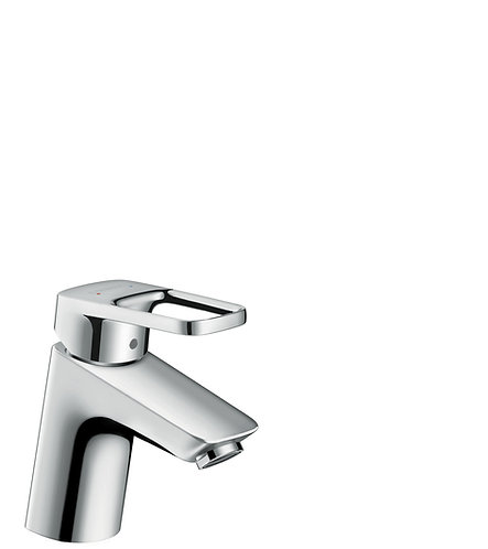 HANSGROHE LOGIS LOOP BASIN MI.100 W/ POP UP CHR