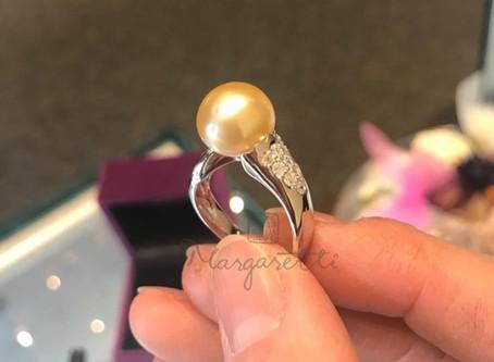 海裏的寶藏— 珍珠