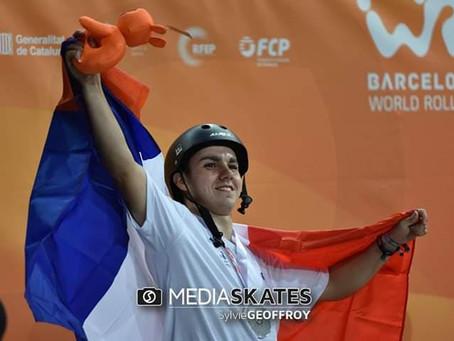 Nicolas Servy Vice-champion du monde !