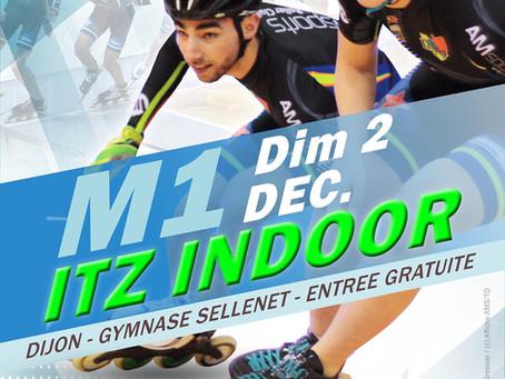 Interzones indoor le 2 décembre