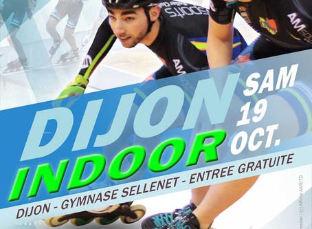 Challenge Indoor de Dijon - 19 oct.