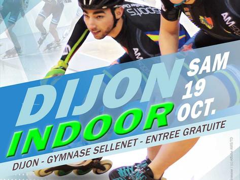 Challenge Indoor de Dijon - 19 oct.