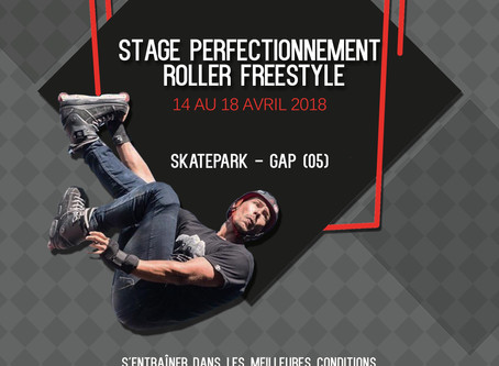 Stage perfectionnement street à Gap - avril