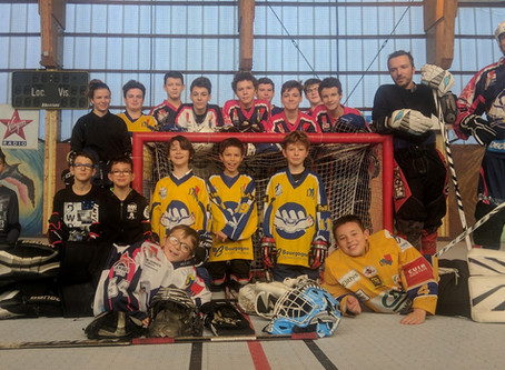 Hockey Jeunes : les derniers matches