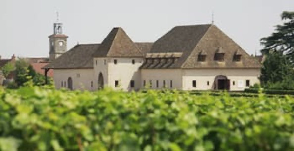 Château de Marsannay, lieu de dégustations sur la Route des Grands Crus
