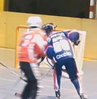 Roller Hockey : bravo les cadets !