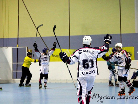 Hockey Coupe de France - victoire à Tourcoing
