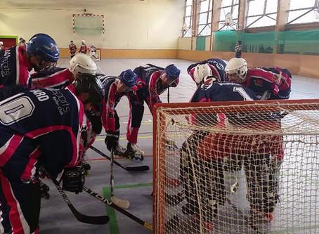 Roller Hockey N3, les Dijonnais commencent fort !