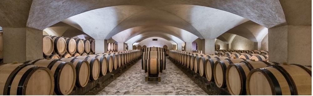 Caveau château de Marsannay utilisé pour vos mariages et vos réceptions