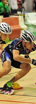Entrainement roller course AM Sports Dijon