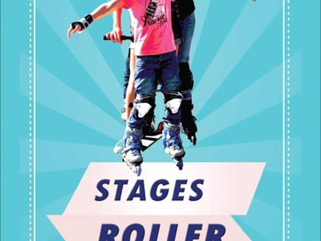 Stages roller été