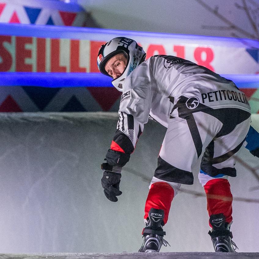 Redbull Crashed Ice Marseille