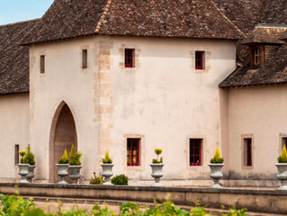 The arrival of the 10km will be at the Château de Marsannay!