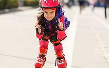 Stage et activité roller pour les 3 à 7 ans