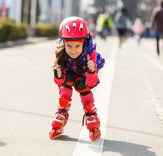 Baby Roller à partir de 3 ans, Ecole de patinage