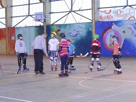 Les Rollers Games au programme pour les jeunes !
