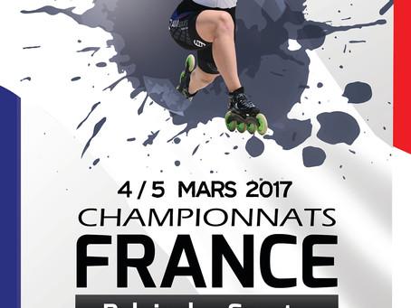 Les Championnats de France Indoor 2017 au Palais des Sports de Dijon