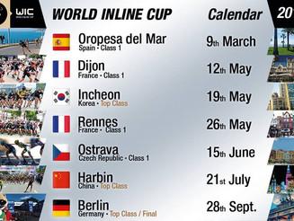 World Inline Cup 2019 - Dijon 2e étape