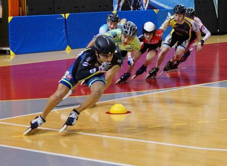 Course : Ce week-end les France Indoor ! GO AMSPORTS !