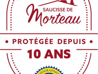 French Morteau sausage on refuellings!