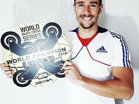 Florian Petitcollin Champion du monde