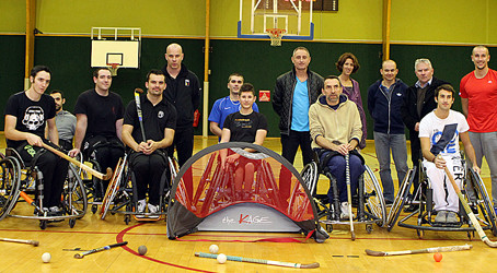 L'AM Sports Roller lance une section Hockey fauteuil