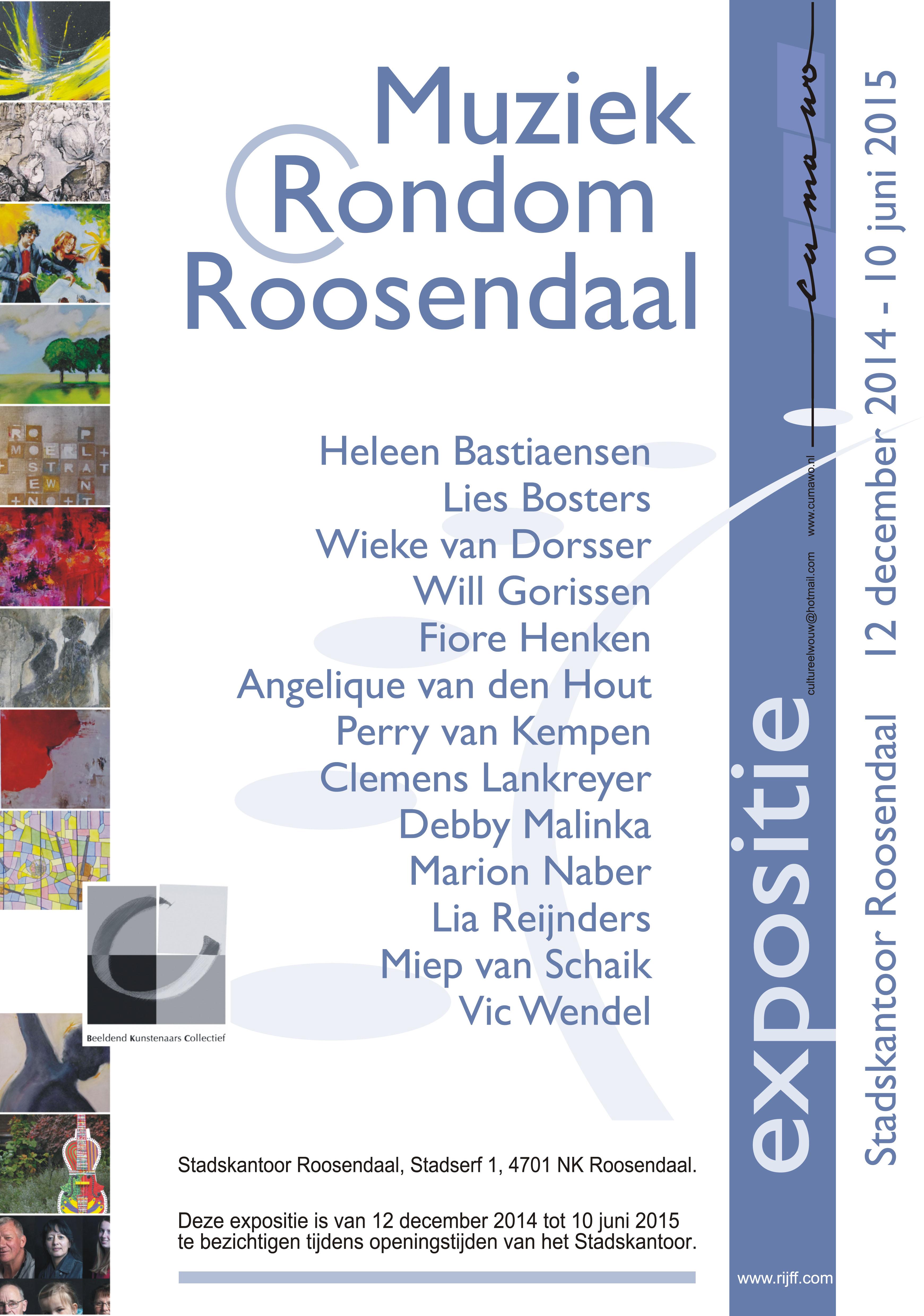 Muziek Rondo(m) Roosendaal
