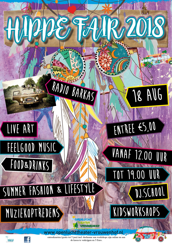 Hippe Fair 2018, Roosendaal