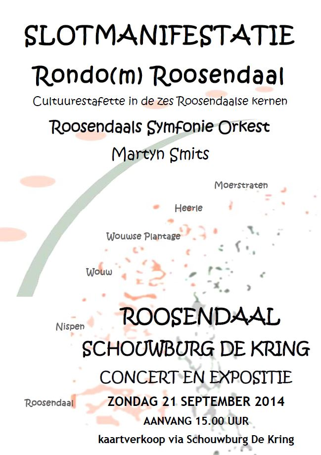 Rondo(m) Roosendaal