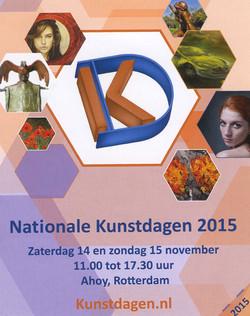 Nationale Kunstdagen 2015