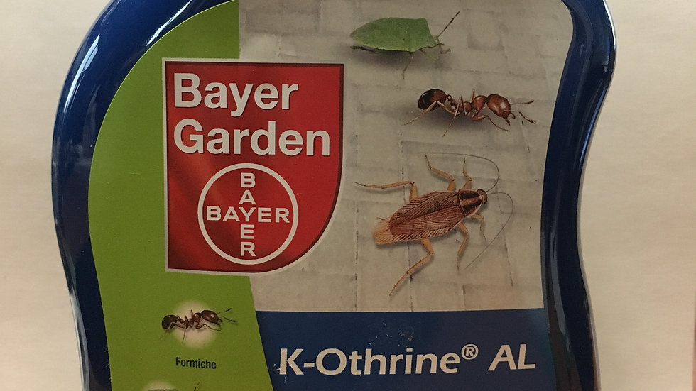 Bayer Garden K-Othrine insetticida Spray 1LT