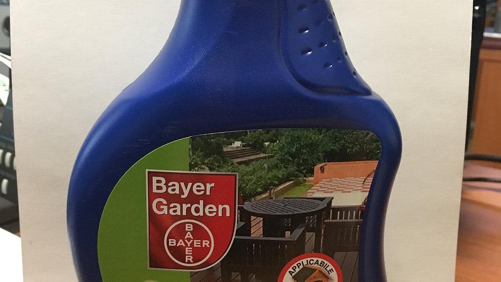 Bayer Garden Insetticida per insetti volanti e striscianti spray 750 ml