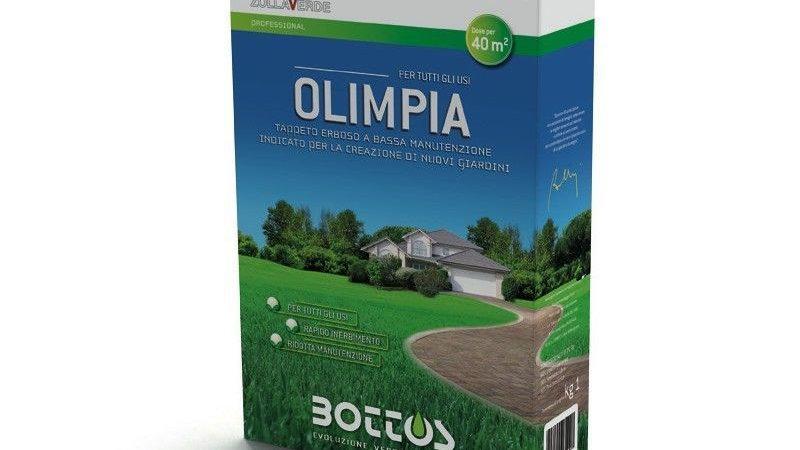 Bottos OLIMPIA 1KG semi prato