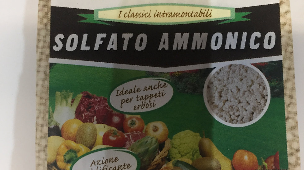 Flortis Solfato Ammonico 4 kg