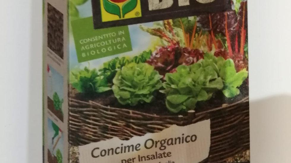 Compo Bio Concime Con Lana di pecora per insalate 750g