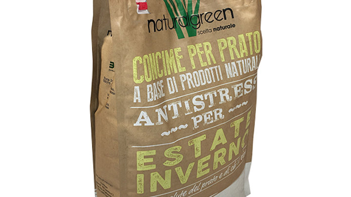 Naturalgreen concime estate/inverno 7kg