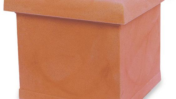 Quadro resina liscio anticato cm 39x39 QRL 40