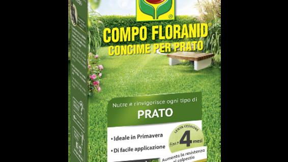 COMPO FLORANID CONCIME PRATO KG 1,5