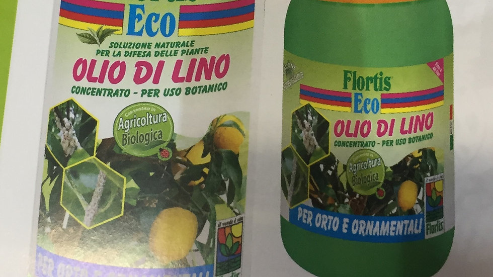 Flortis Olio di Lino concentrato 1 LT