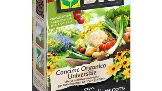 Compo Bio concime universale con lana di Pecora 2kg