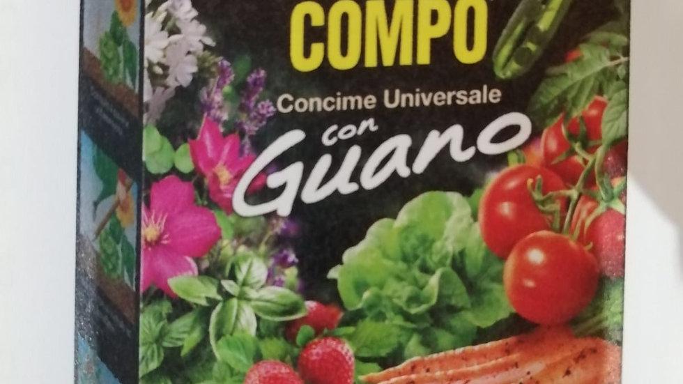 Compo Concime Universale con Guano 1 KG
