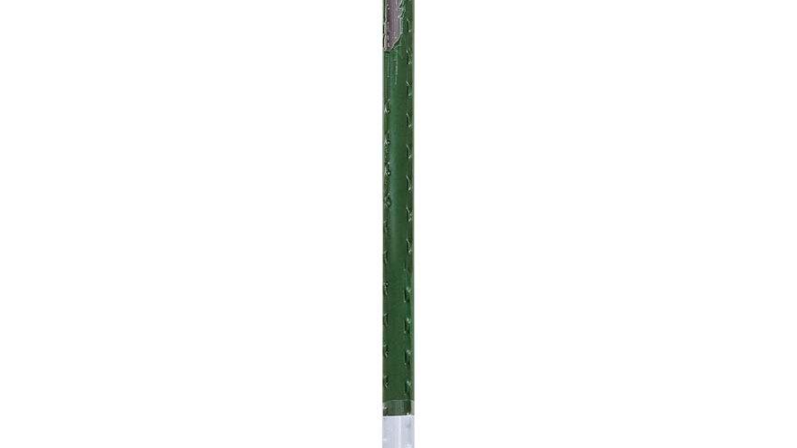 tutore in acciaio plastificato h 2.40 x Diam 20mm